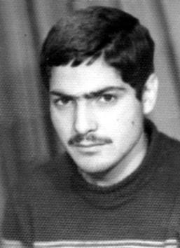 عکس شهید رسول توکلی بنیزی